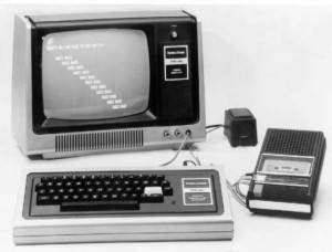 "The ""ProMetric"" Testing Computer setup, circa 2014...."